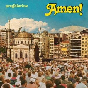 album Preghierine - AMEN!