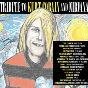 album Tribute to Kurt Cobain and Nirvana - Theatra