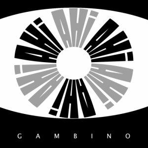 album Ahi Ahi Ahi - GAMBINO
