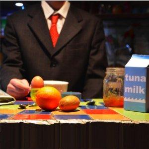album The Neverending Breakfast - Tuna Milk