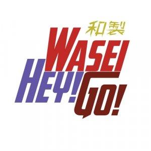 album Wasei Hey! Go! - WASEI HEY! GO!