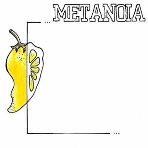 album Metanoia - MetanoiaItalia