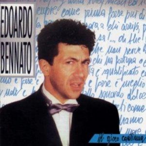 album Il gioco continua - Edoardo Bennato