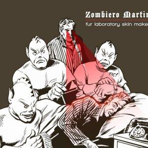 album Fur Laboratory Skin Maker - Zombiero Martìn