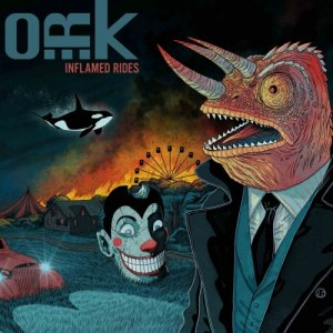 album Inflamed Rides - O.R.k.