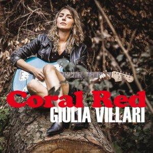 album Coral Red - Giulia Villari