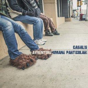 album Avventure Umane Particolari - Alessandro Casalis