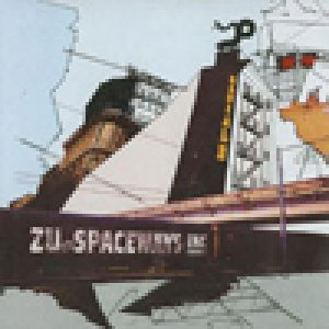 album Radiale (<i>feat</i> Spaceways Inc) - Zu