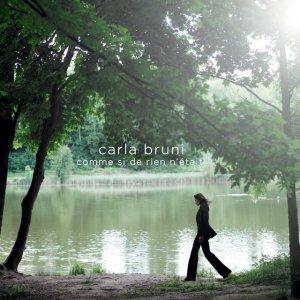 album Comme si de rien n'etait - Carla Bruni