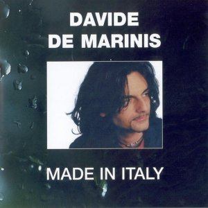 album Made In Italy - Davide De Marinis