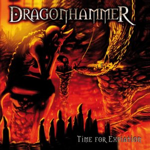 album Time For Expiation - Dragonhammer