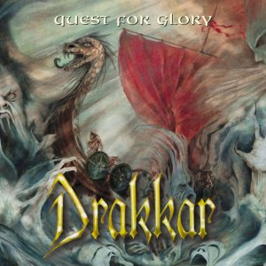 album Quest For Glory - DRAKKAR