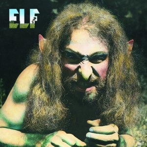 album Elf - ELF