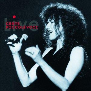 album Certe Piccole Voci - Fiorella Mannoia