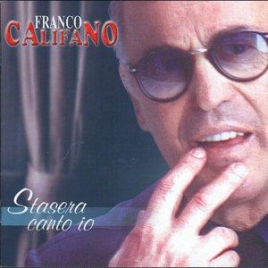 album Stasera Canto Io - Franco Califano