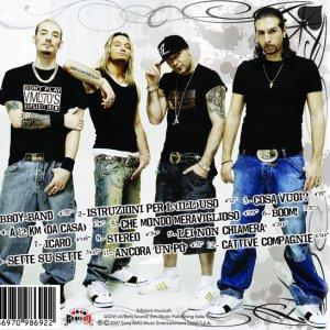 album Boom! - Gemelli Diversi