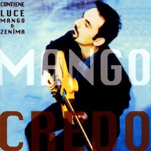album Credo - Mango