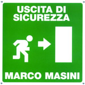 album Uscita Di Sicurezza - Marco Masini