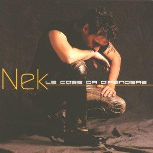album Le Cose Da Difendere - Nek