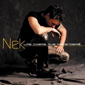 album Las Cosas Que Defendere - Nek