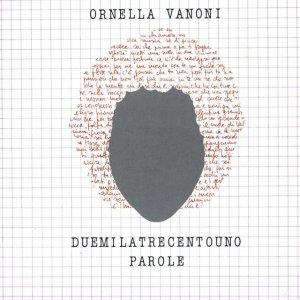 album Duemilatrecentouno Parole - Ornella Vanoni