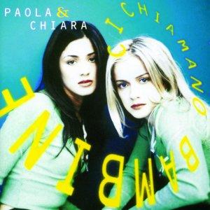 album Ci Chiamano Bambine - Paola & Chiara
