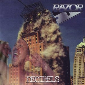 album Decibels - Razor