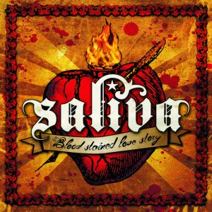 album Blood Stained Love Story - Saliva