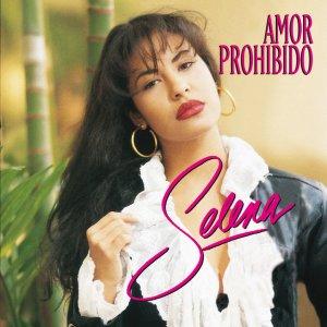 album Amor Prohibido - Selena