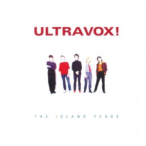 album The Island Years - ultravox