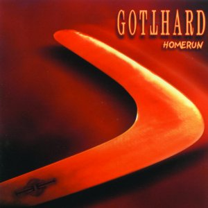 album Homerun - Gotthard