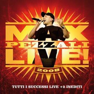 album Max Live 2008 - Max Pezzali