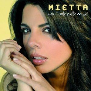 album Con Il Sole Nelle Mani - Mietta