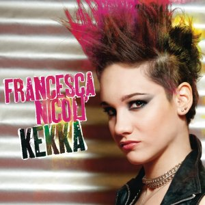 album Kekka - Francesca Nicolì