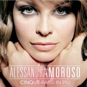 album Cinque passi in più - Alessandra Amoroso