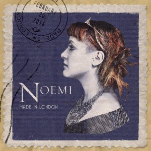 album Made in London - Noemi