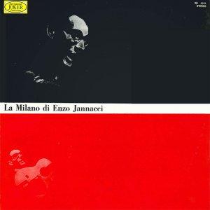 album La Milano Di Enzo Jannacci - Enzo Jannacci
