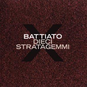 album Dieci Stratagemmi - Franco Battiato