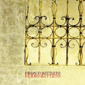 album Ferro Battuto - Franco Battiato
