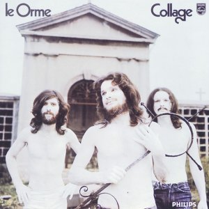 album Collage - Le Orme