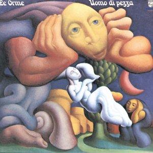 album Uomo Di Pezza - Le Orme