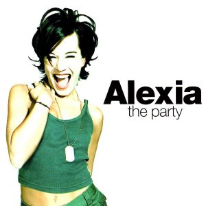 album The Party - Alexia
