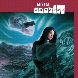 album Canzoni - Mietta
