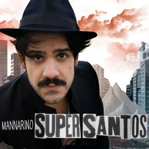 album Supersantos - Mannarino