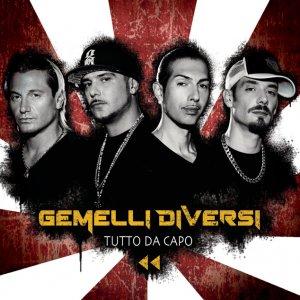 album Tutto da capo - Gemelli Diversi