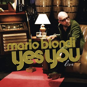 album Yes You Live - Mario Biondi