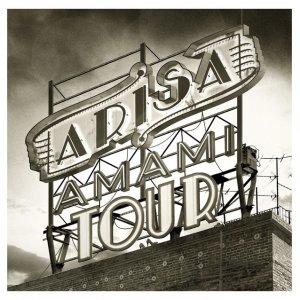 album Amami tour - Arisa
