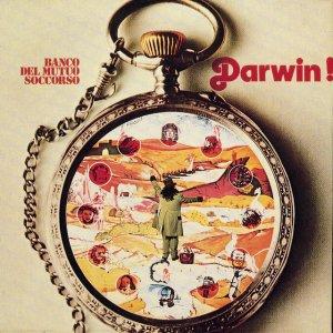 album Darwin! - Banco del Mutuo Soccorso