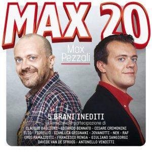 album Max 20 - Max Pezzali