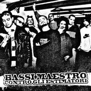 album Contro Gli Estimatori - Bassi Maestro